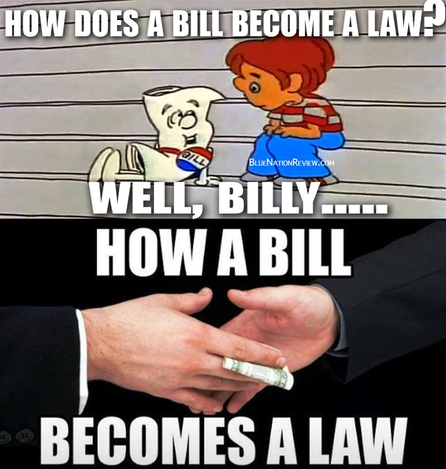 How a Law Becomes a Bill?